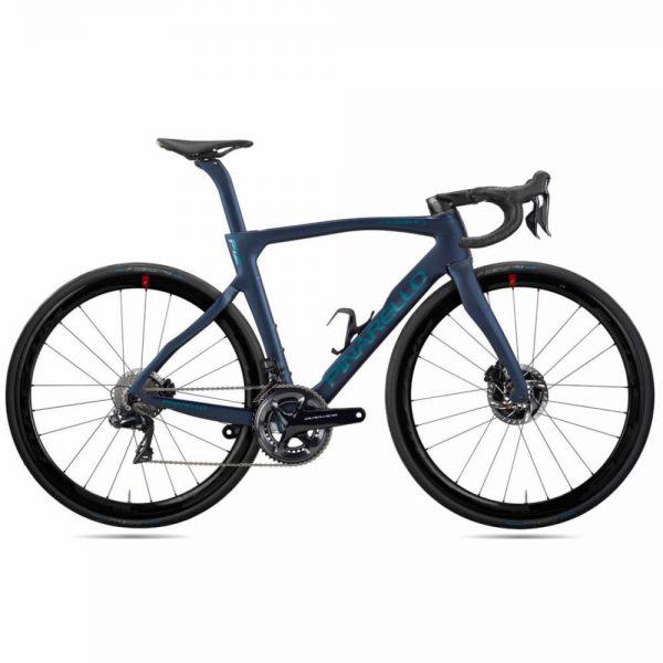 Pinarello DOGMA F12 Disk Blue Steel 2021 cestno kolo