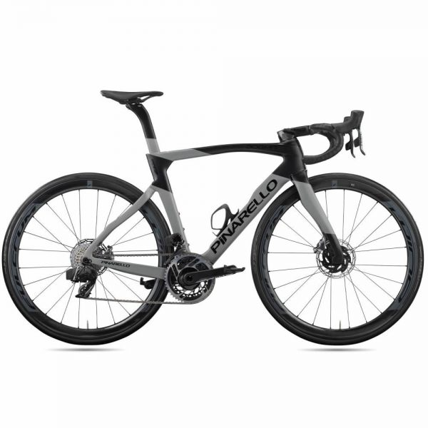 Pinarello DOGMA F12 Disk Black Grey 2021 Sram Red eTap AXS Wind