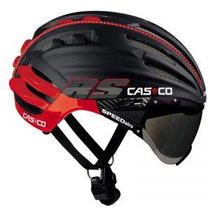 Kolesarska čelada Casco Speedairo RS rdeča