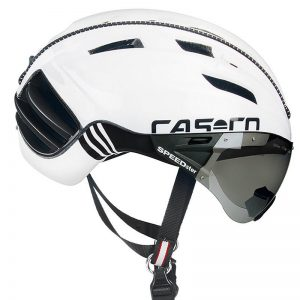 Kolesarska čelada Casco Speedster Plus white