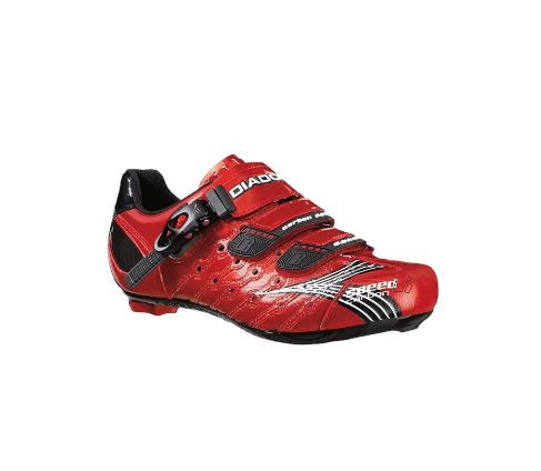 Kolesarski-cevlji-Diadora-Speedracer-Carbon-RS-red