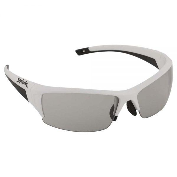 Kolesarska očala Spiuk Binomio bela