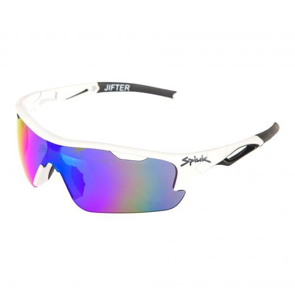 Kolesartska očala spiuk jifter bela