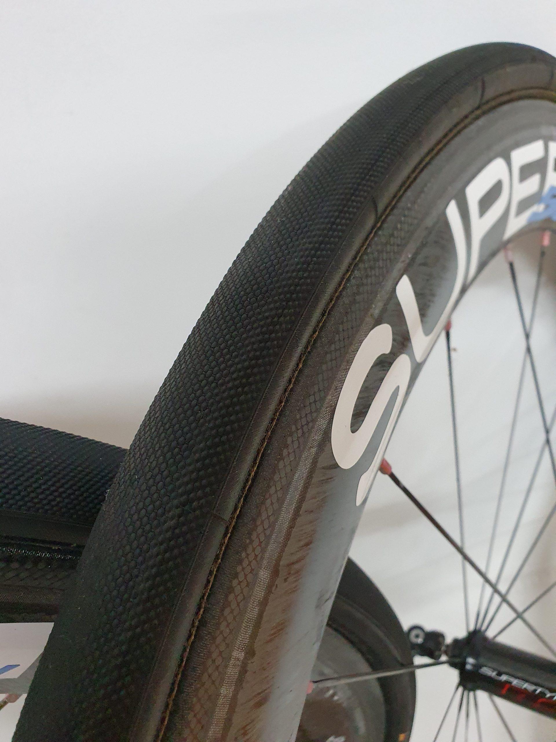 Set obročev/Wheel set Miche Supertype 558 RS Carbon