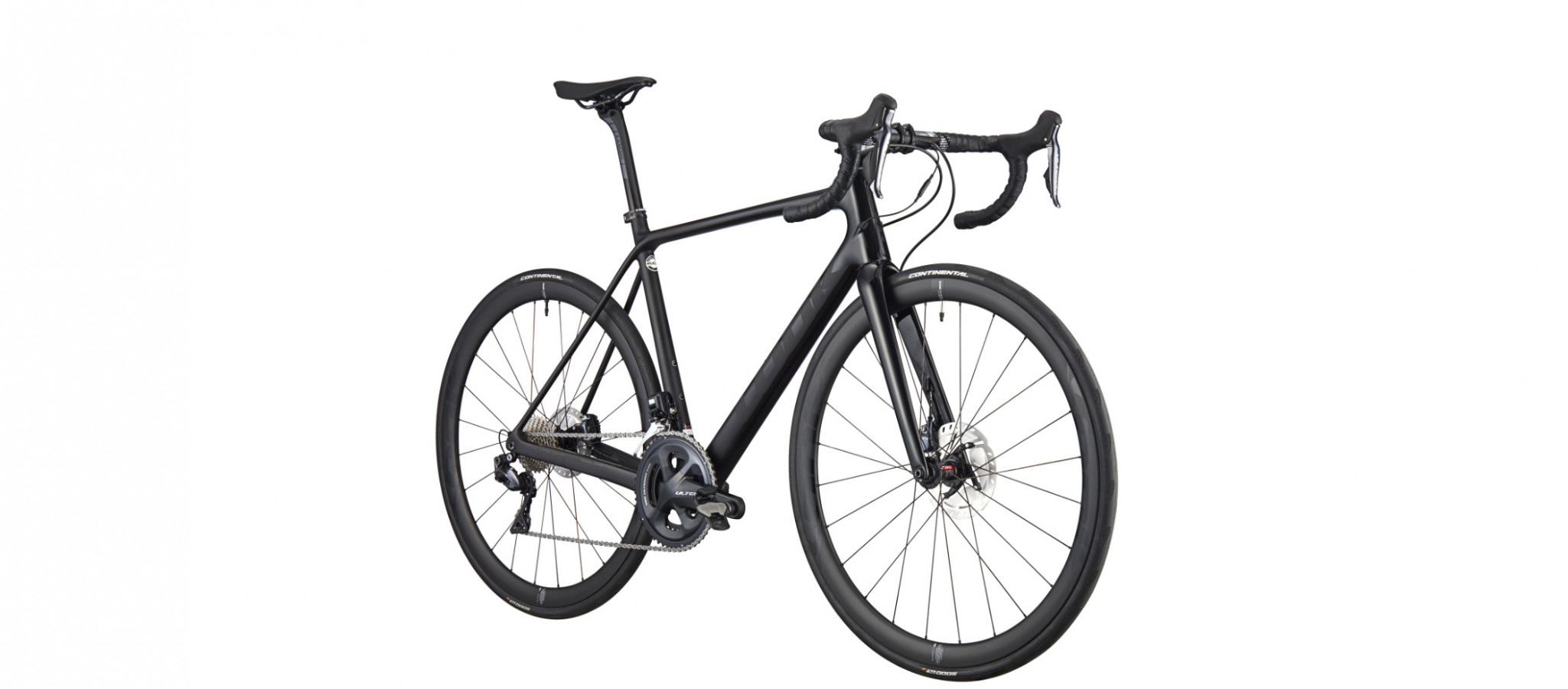 Cestno kolo 785 Huez RS Full black 2021