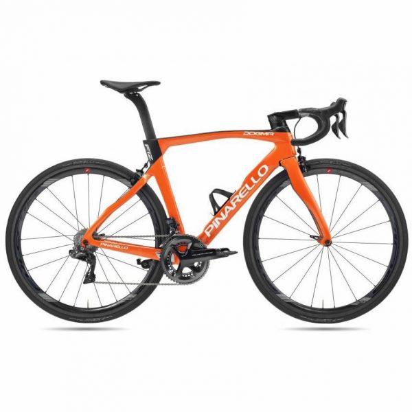 Pinarello DOGMA F12 Disk Venus Orange 2021 cestno kolo