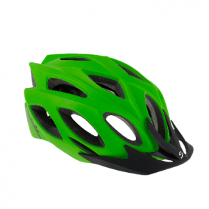 Kolesarska čelada Spiuk Rhombus green