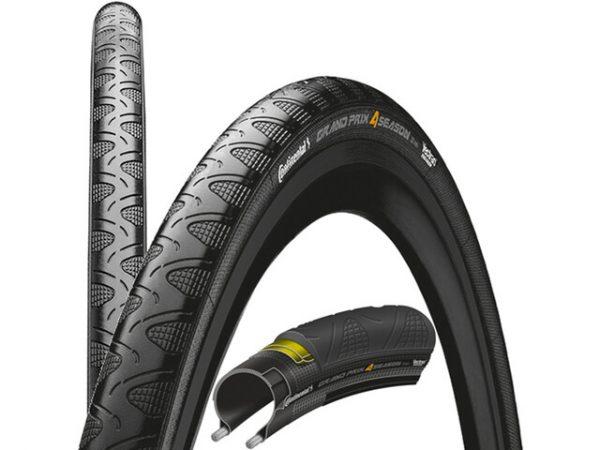Plašč Continental GP 4 Seasion Black Edition