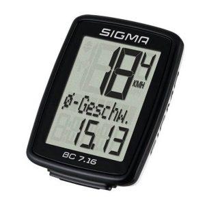 Števec Sigma BC 7.16