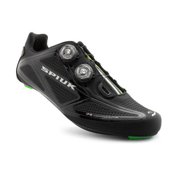 Kolesarski čevlji Spiuk ProFit črni
