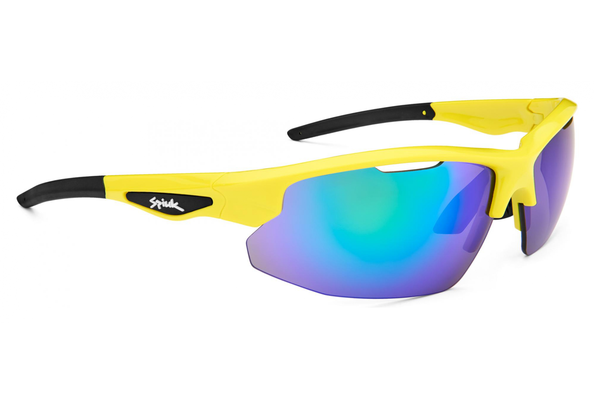 Kolesarska očala spiuk rimma rumene