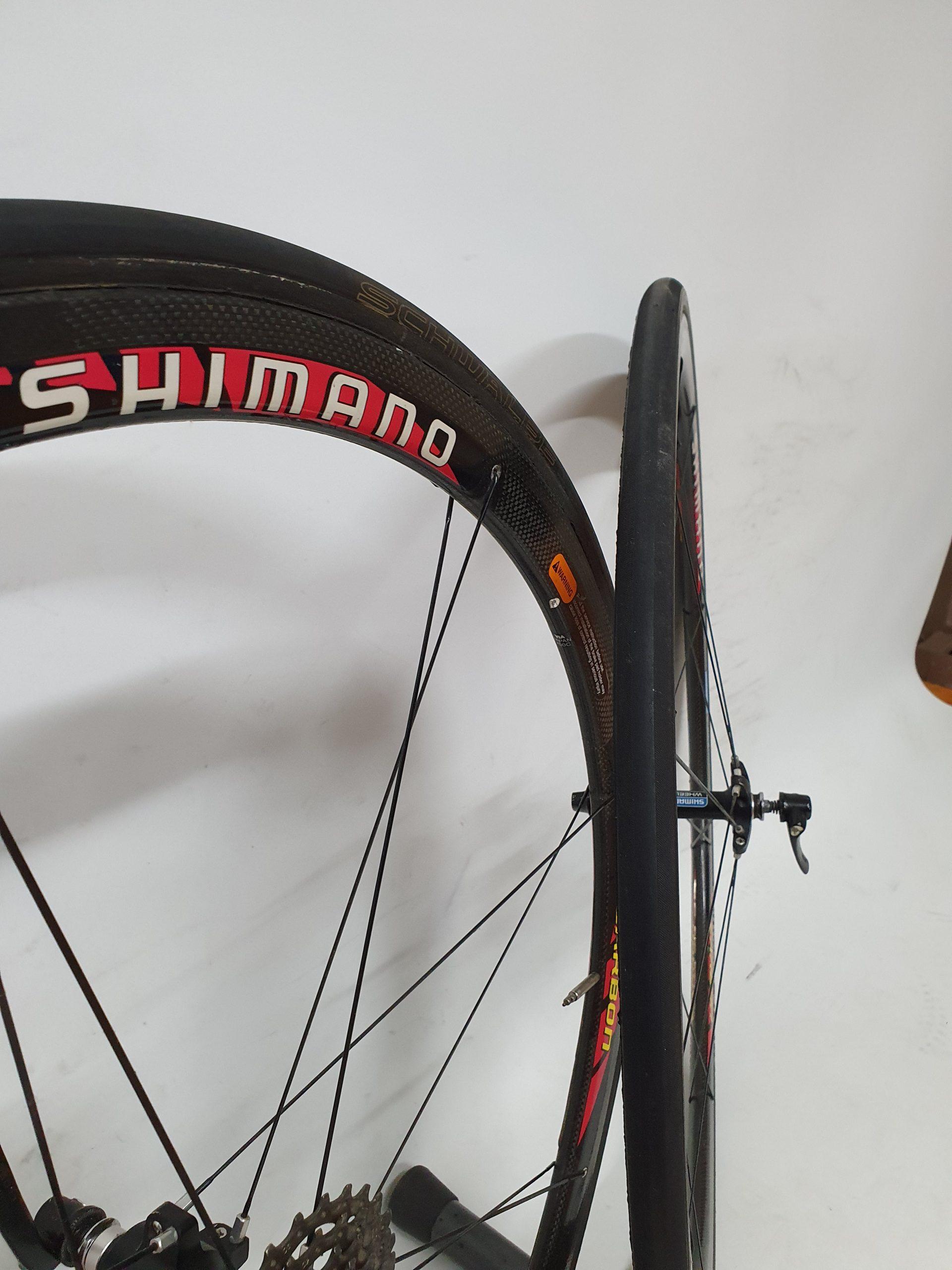 Set obročev/Wheel set Shimano WH-7701